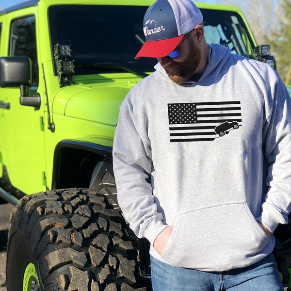 USA-jeeper-t-shirt